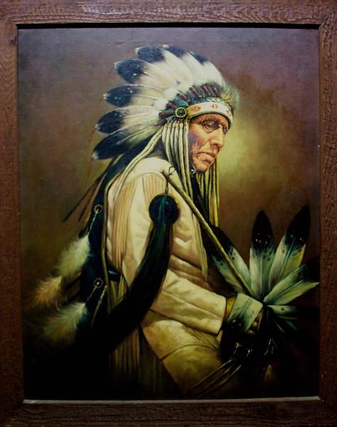 Native American Composite