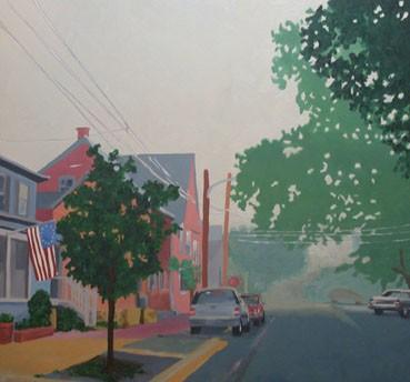 Village Fog #1