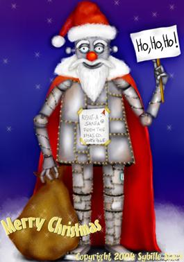 Robo Santa