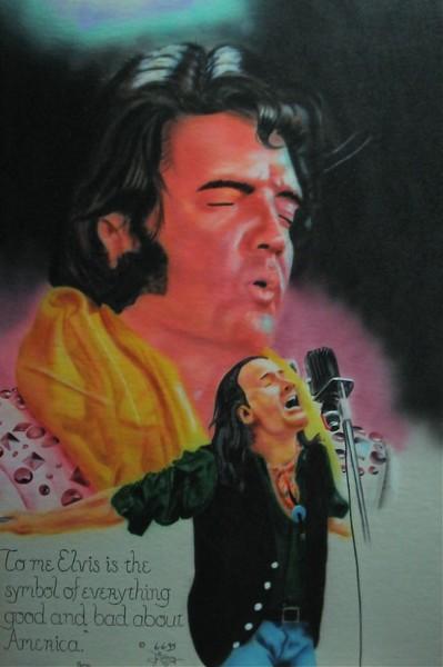 Elvis & Bono