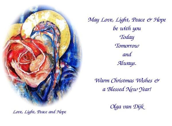 Love, Light, Peace & Hope©