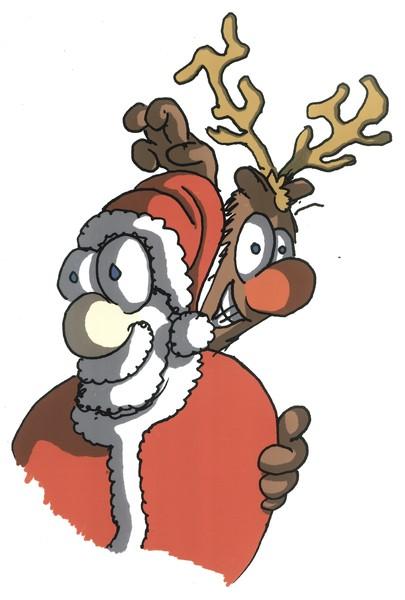 Santa and Co. - Logo