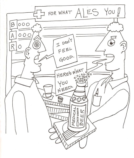 Medical Beer
