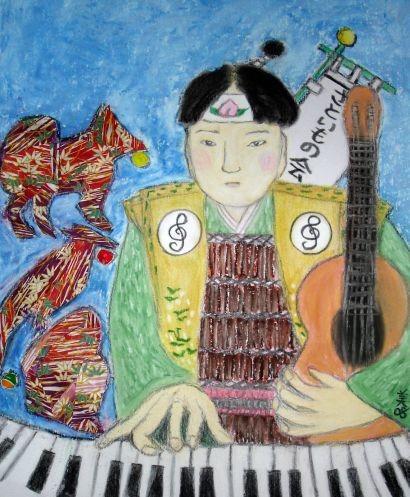 Momotarou the Musician