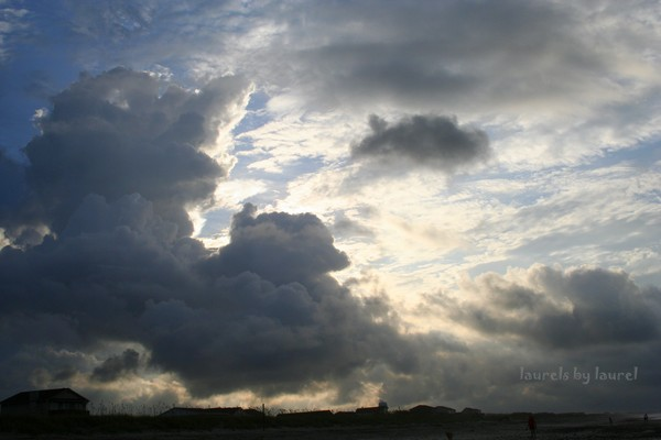 Skyscape in Contrasts