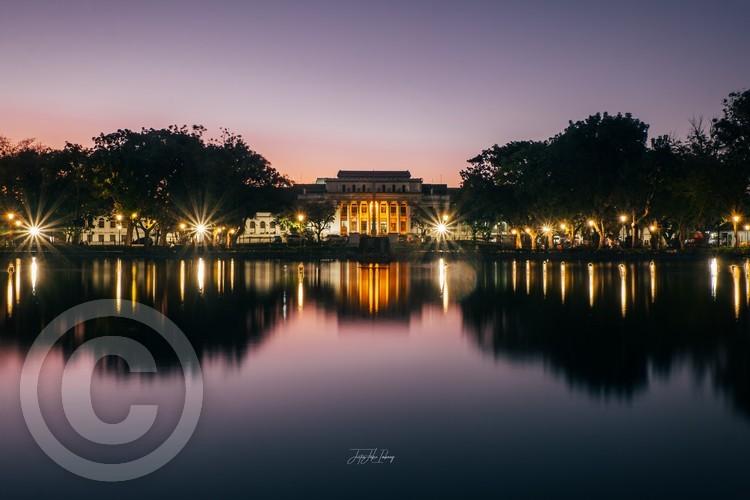 Capitol Lagoon