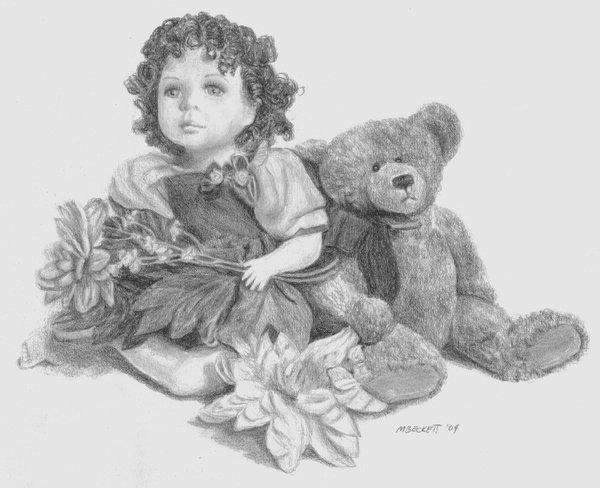 Doll & Teddy