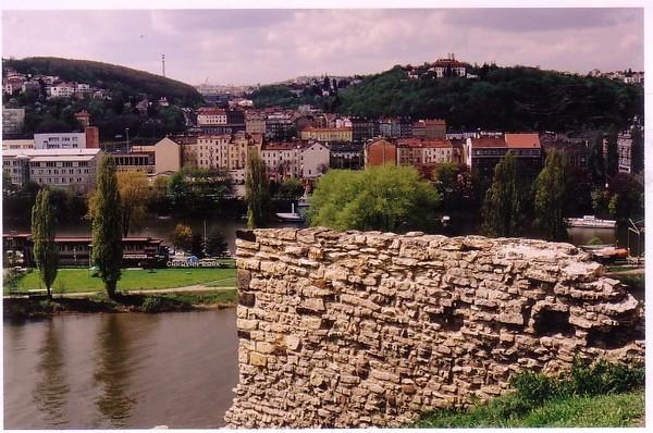 Prague Defense Wall
