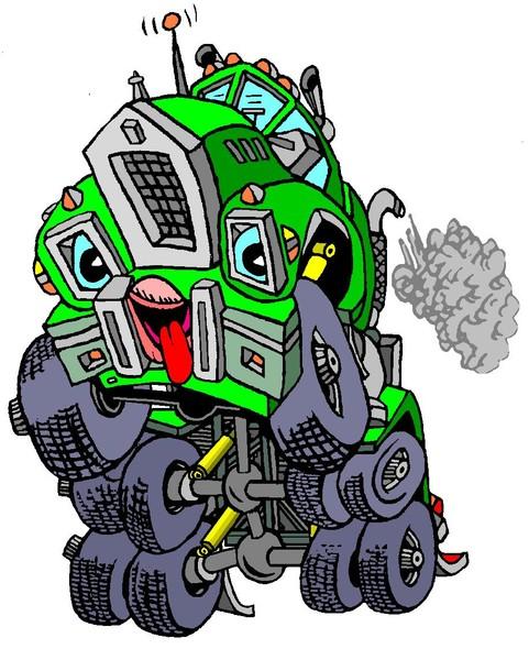 Big John Semi-Truck