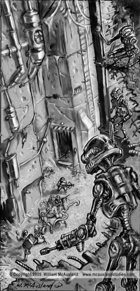 Encoutner with Robots