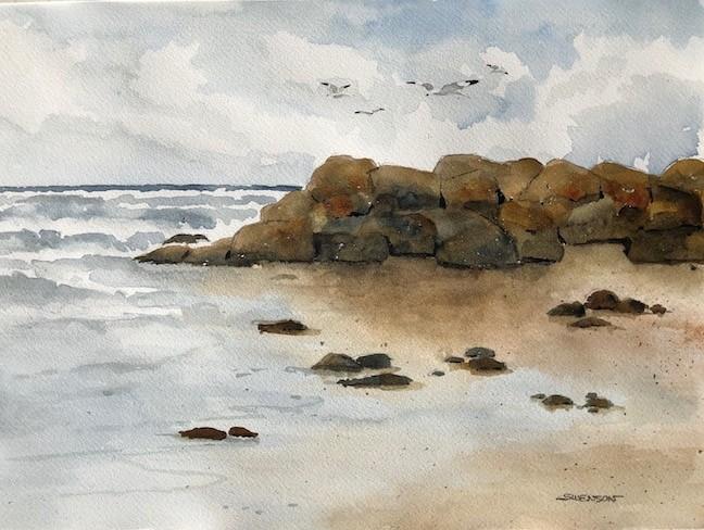 ShoreLineRocks