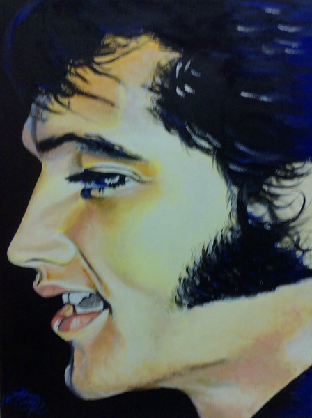 Mr Presley!