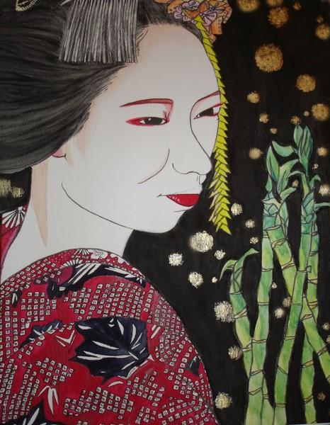 The Apprentice Geisha