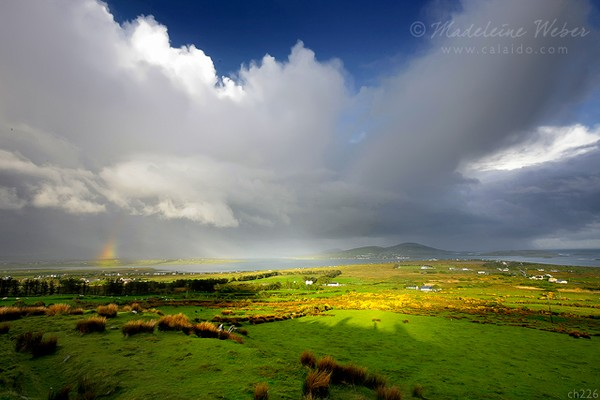 • Magical kerry light with rainbow  ( :