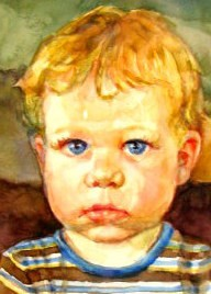 Andrew at four