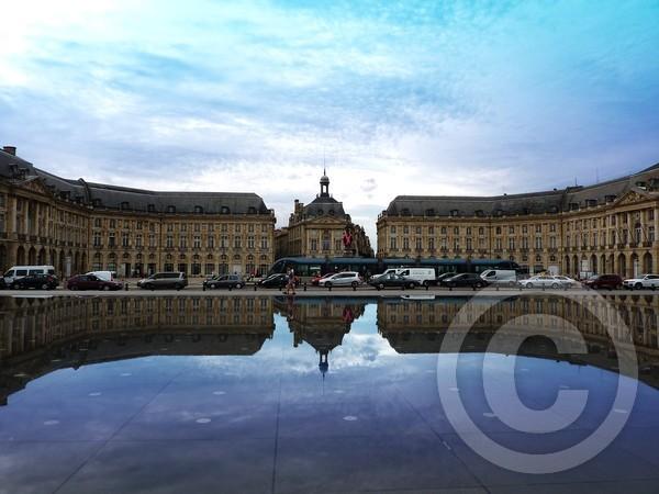 Bordeaux Reflections