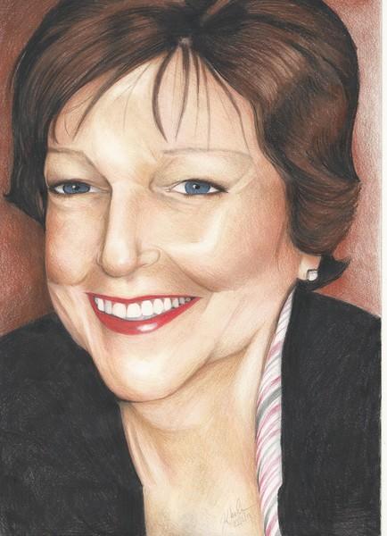 portrait for Catherine