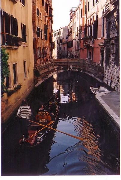 Venice Canal - Gondola