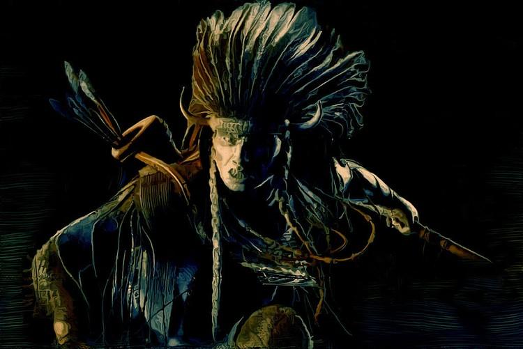 Warrior Of The Dead II
