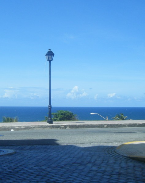View Of The Ocean Old SJ, PR