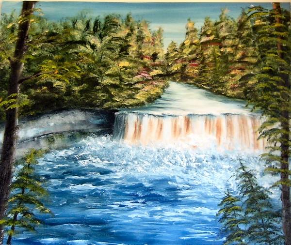 Northern Michigan Falls