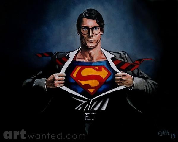 Christopher Reeve, Clark Kent/Superman