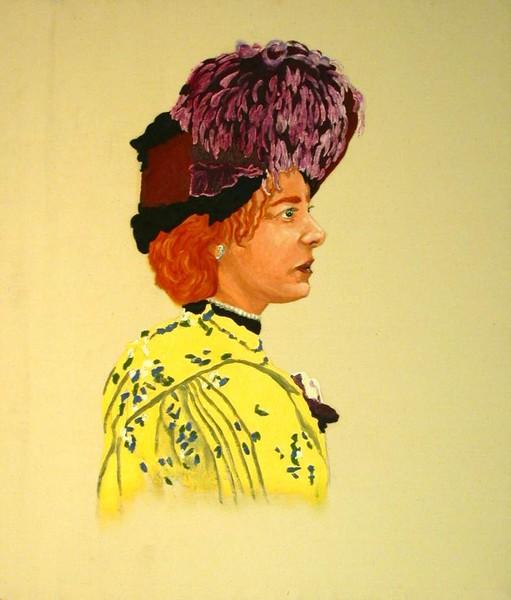Vicorian lady