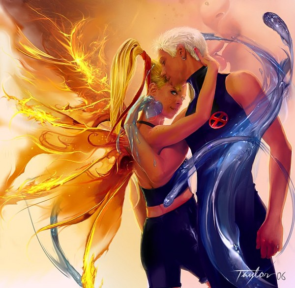 Elements of Love