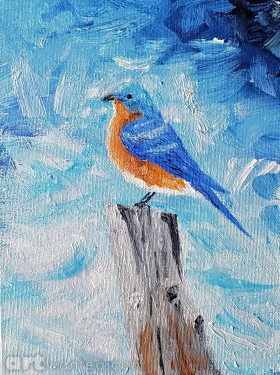 Mr. Bluebird