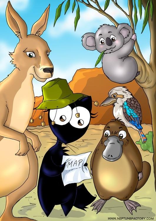 Micia in Australia
