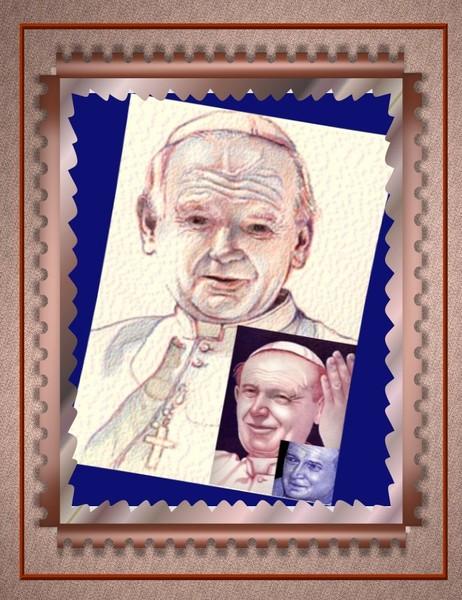 Pope Paul Portraits