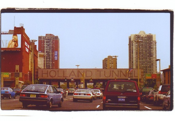 HOLLAND TUNNEL NJ TO NYC