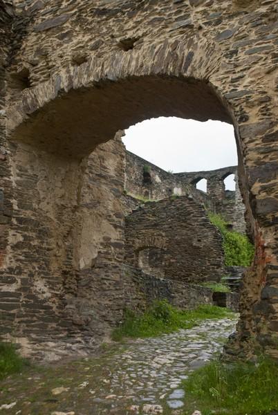 Burg Rheinfels Ruins