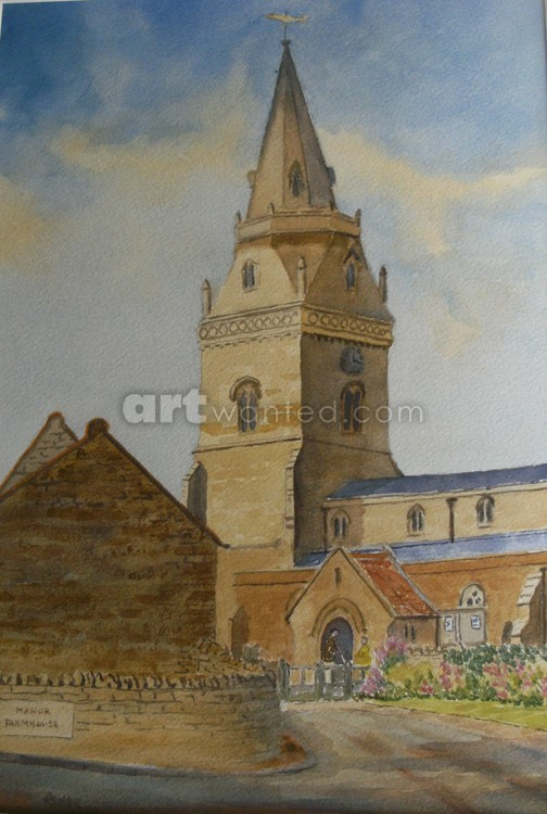Piddington Church