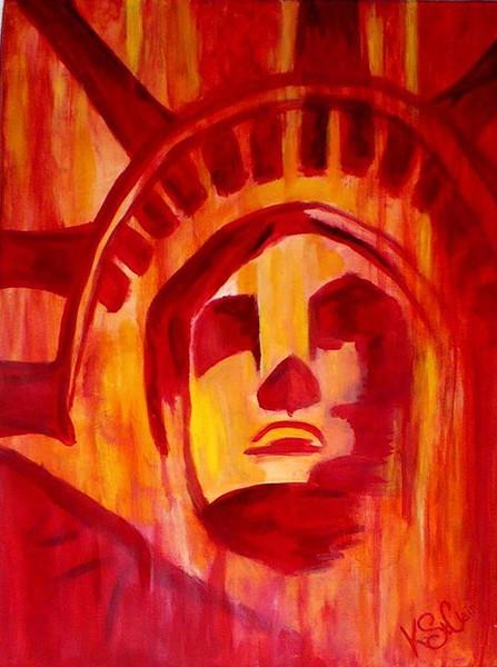Crimson Liberty
