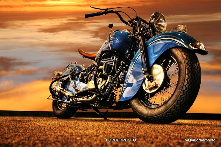 1947 Indian Chief Clubman