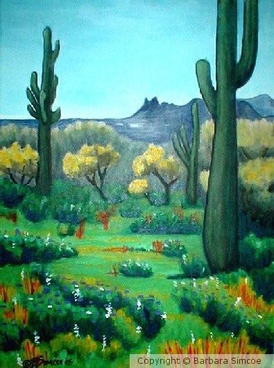 Cacti 'n Bloom