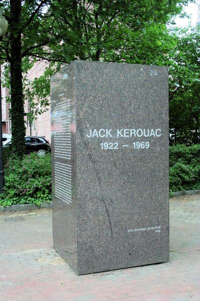 JACK KEROUC MEMORIAL
