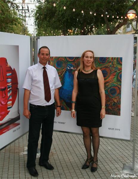 Exhibition - Artists of Ramat- HaSharon 2010