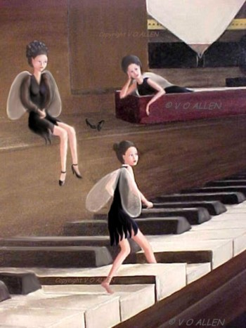 PLAYER PIANO FAIRIES