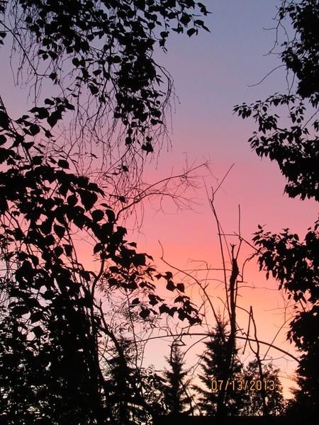 Midnight Sun Sundown