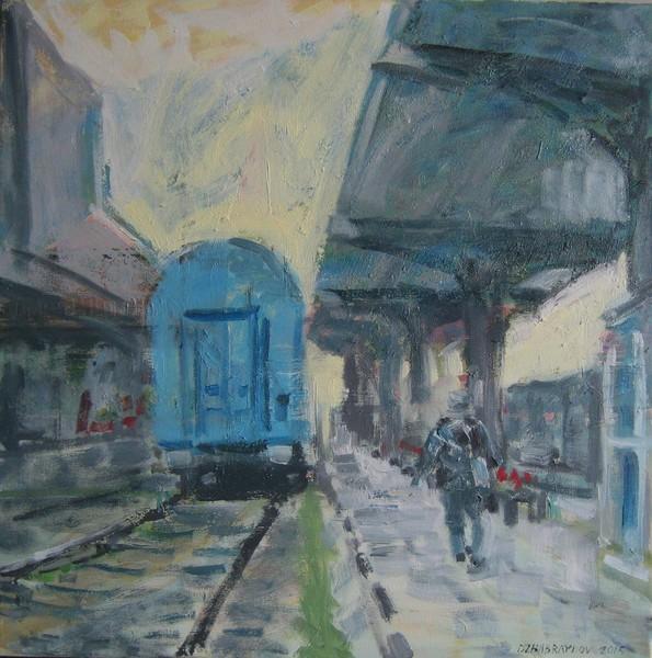 railway station 4