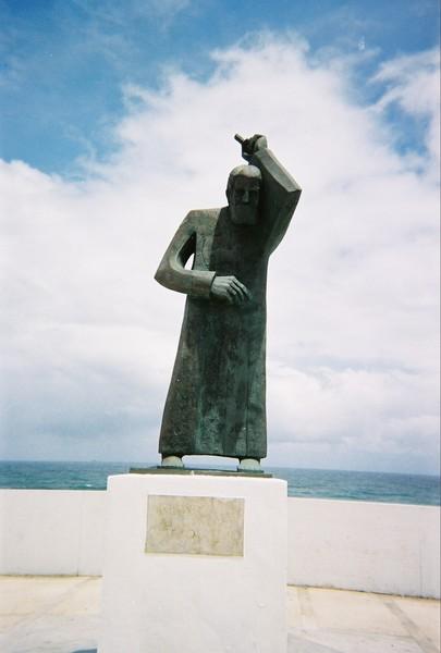 San Juan Bautista Statu