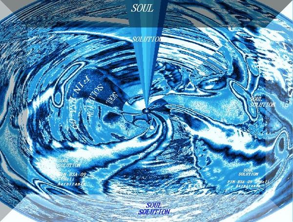 (series)-BLUE-DIGITAL ART