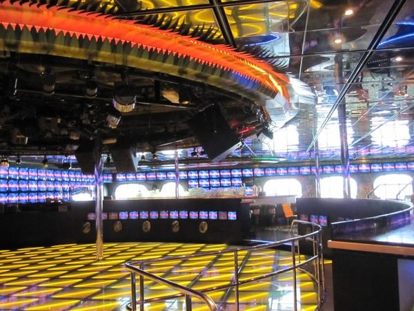 Carnival Conquest Henri's Disco