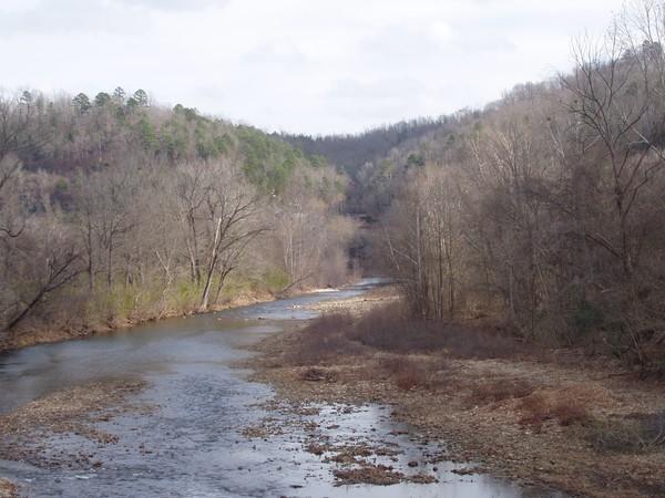 Little Buffalo River, Arkansas