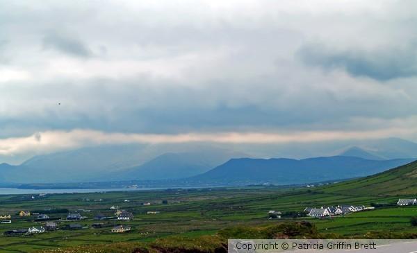 The Misty Hills of Ireland