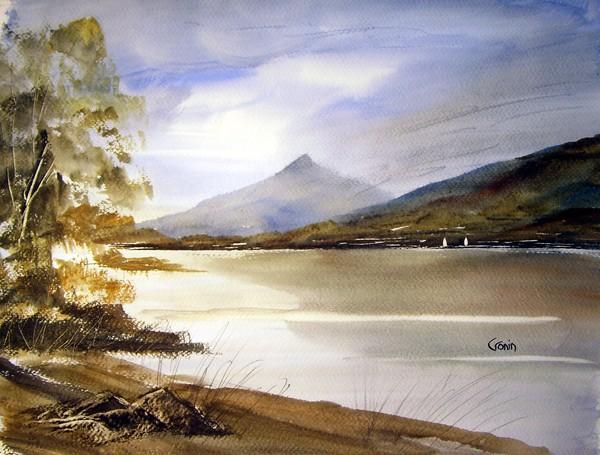 Loch Rannoch and Schiehallion 15