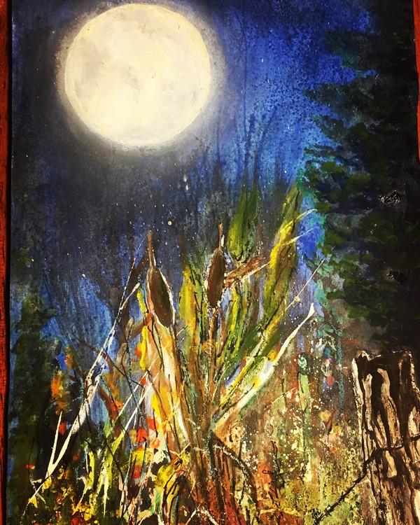 """""""Harvest Moon"""""""