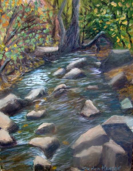 Rocky Mountain Stream